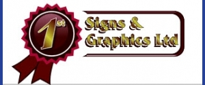 1st Signs and Graphics Ltd