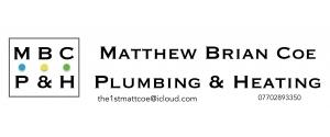 Matthew Brian Coe Plumbing & Heating (U16G 2015/16)
