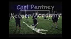 Carl Pentey Keeper Academy