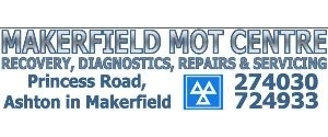 Makerfield MOT Centre