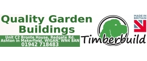 Timberbuild Garden Buildings