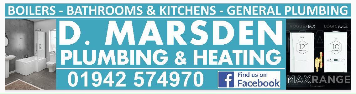 D Marsden Plumbing & Heating
