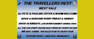 Travellers Rest West Vale