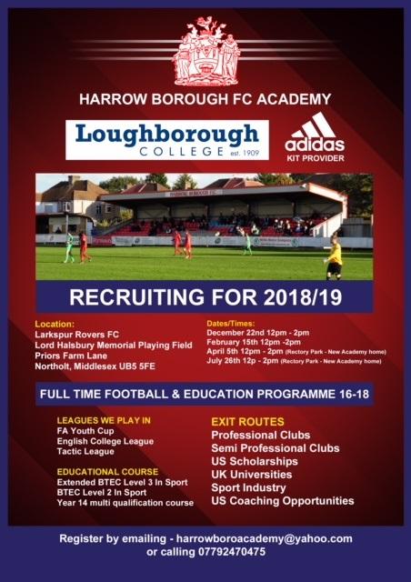 Harrow Borough Academy