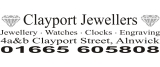 Clayport Jewellers