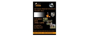 Senior Presentation 2013 Sat 20th April