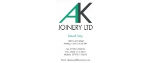 A K Joinery / David Day