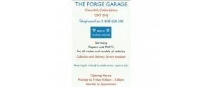 The Forge Garage