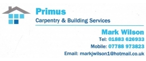Primus Carpentary & Building Services