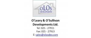 O'Leary & O'Sullivan Developments Ltd.