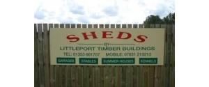 Littleport Timber Buildings