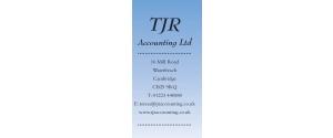 TJR Accounting Ltd