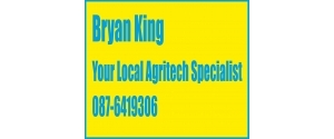 Bryan King Agritech Specialist