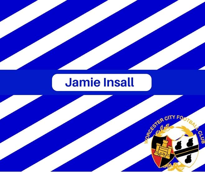 Jamie Insall