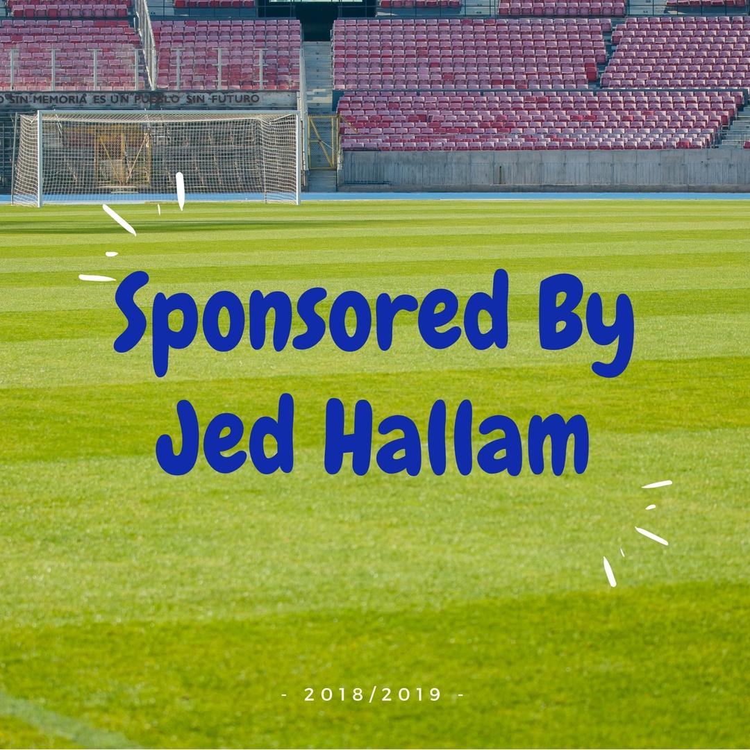 Jed Hallam