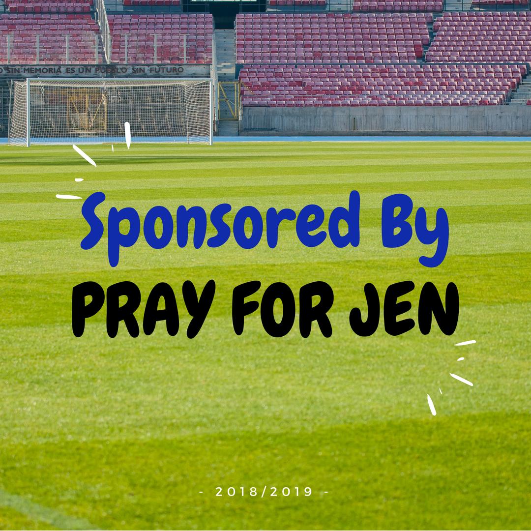 Pray For Jen