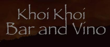 Khoi Khoi Bar & Vino