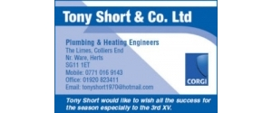 Tony Short & Co. Ltd