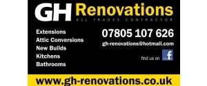 GH Renovations