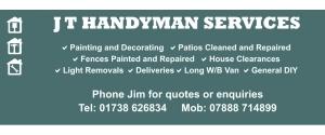 J T Handyman Services