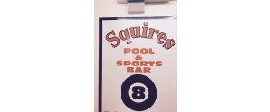 Squires Pool and Sports Bar