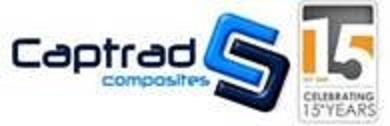 Captrad Composites - Proud Sponsors of James Huxley