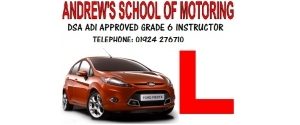 Andrew's School of Motoring