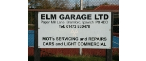 Elm  Garage Ltd