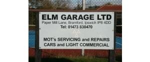 Elm  Garage Ltd