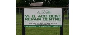 M.B. Accident Repairs
