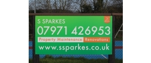 S. Sparkes Property Maintenance