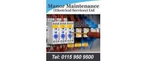 Manor Maintenance (Electrical Services) Ltd
