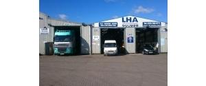 LHA  CAR AND COMMERCIALS