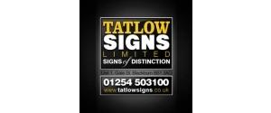 Tatlow signs
