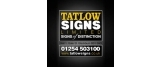 Tatlow signs