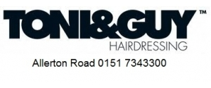TONI &GUY ALLERTON ROAD LIVERPOOL
