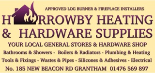 Harrowby Heating& Hardware Supplies.