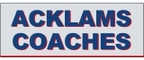 Acklams Coaches