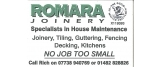 ROMARA Joinery