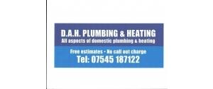 DAH Plumbing