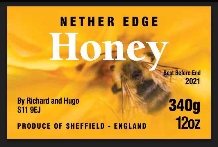 Nether Edge Honey