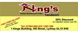 Kings Tandoori