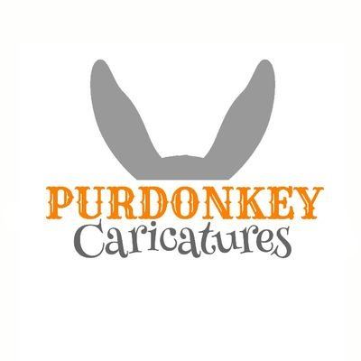 Purdonkey Caricatures
