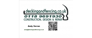Decking & Fencing Ltd