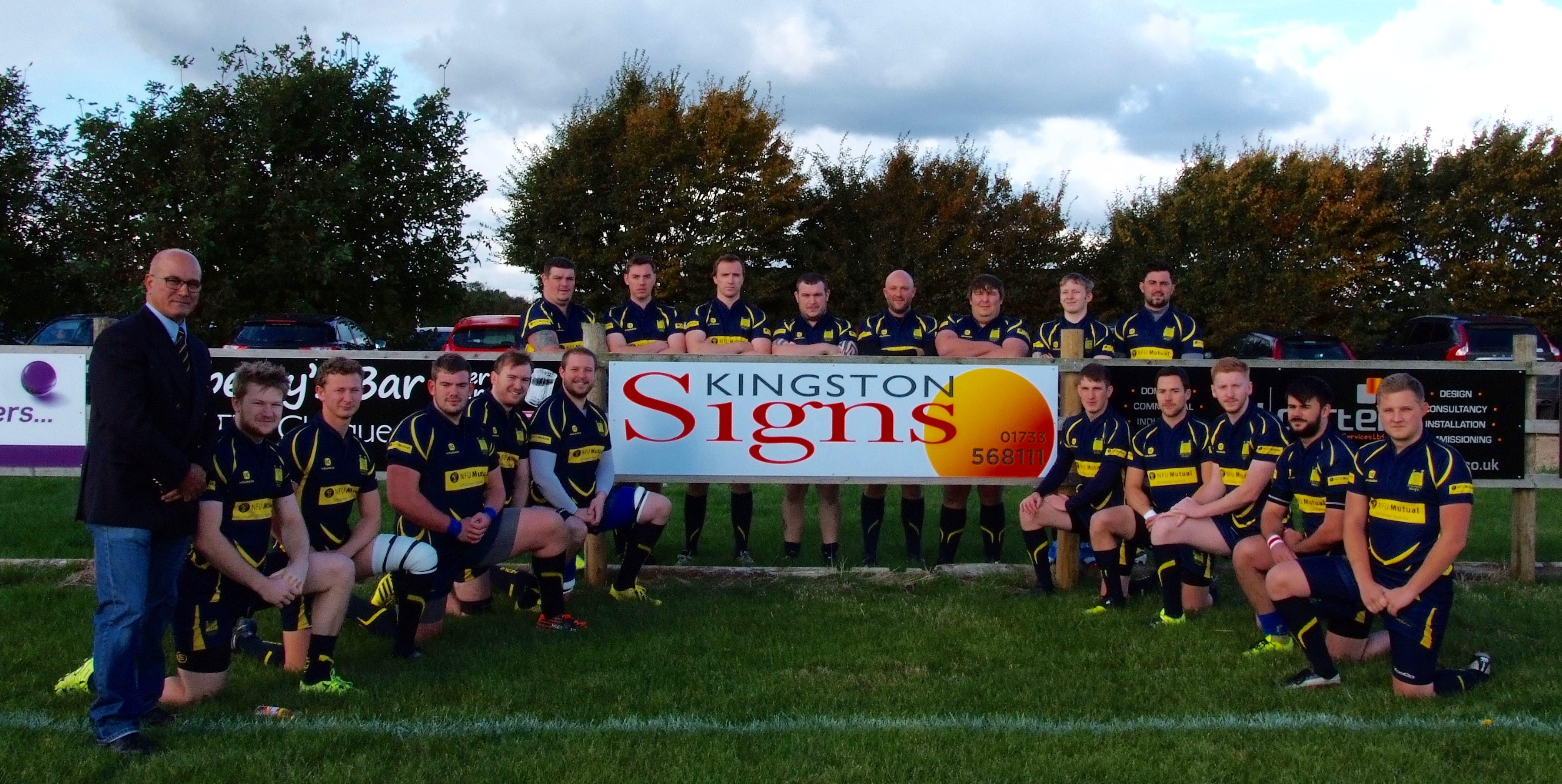 Kingston Signs