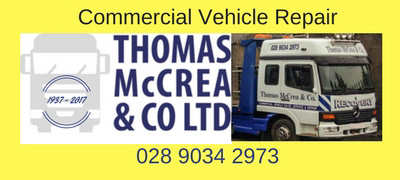 Thomas McCrea & Co Ltd
