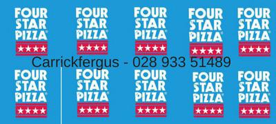 Four Star Pizza Carrickfergus