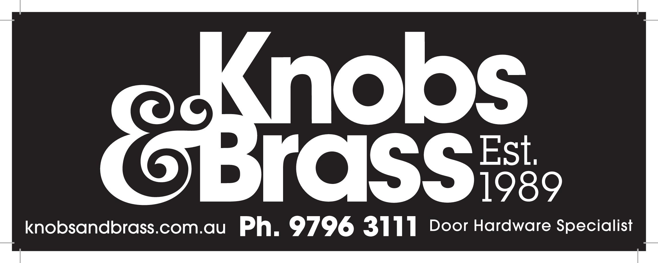 Knobs & Brass
