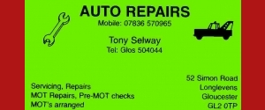 AUTO REPAIRS