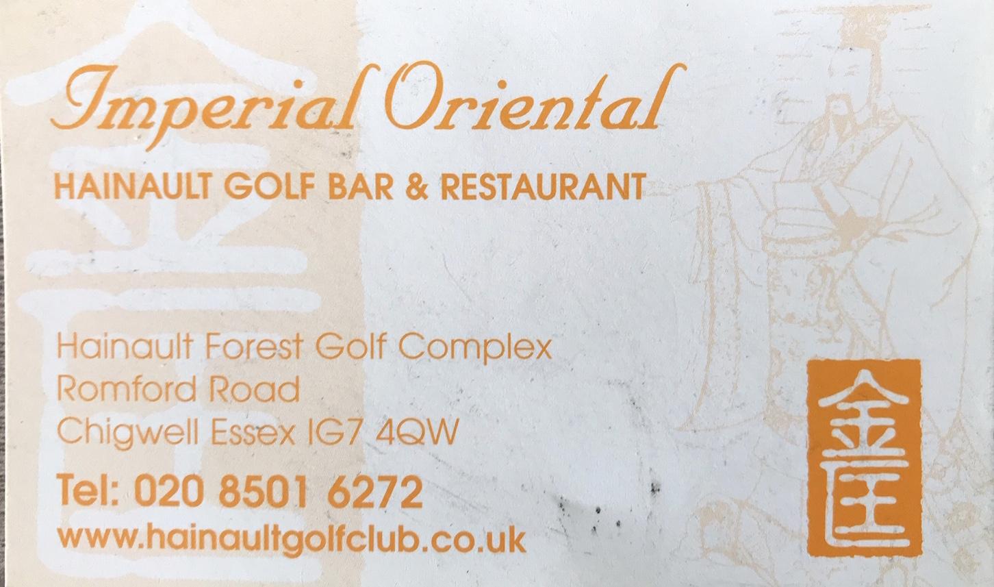 Imperial Oriental